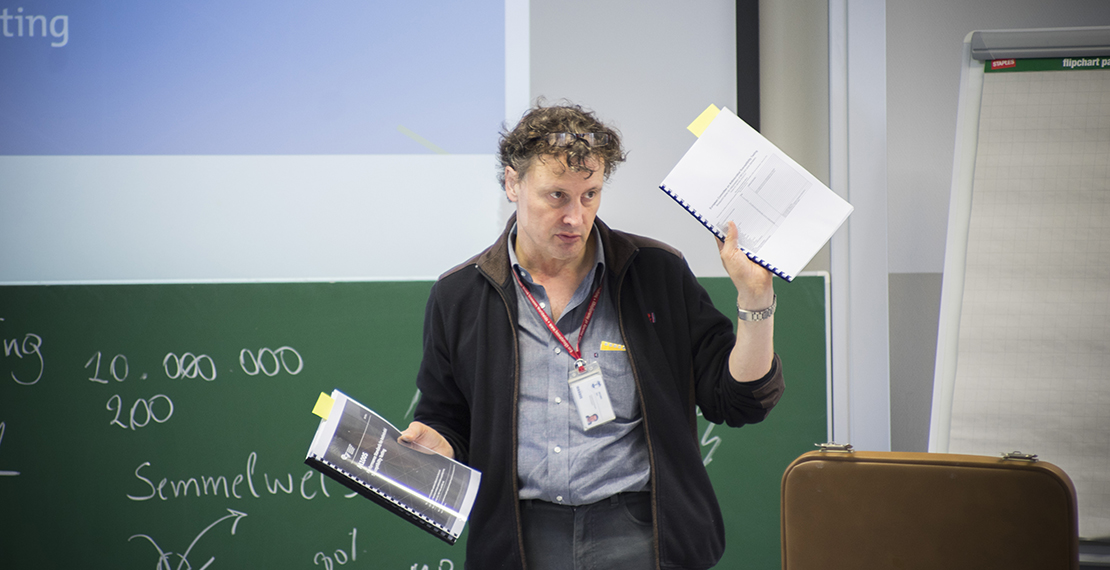 Professor Jan Jacobs
