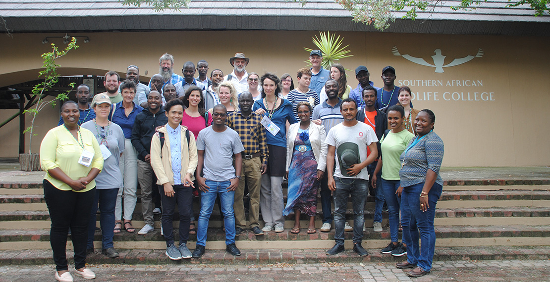 Students and lecturers of Master of Tropical Animal Health