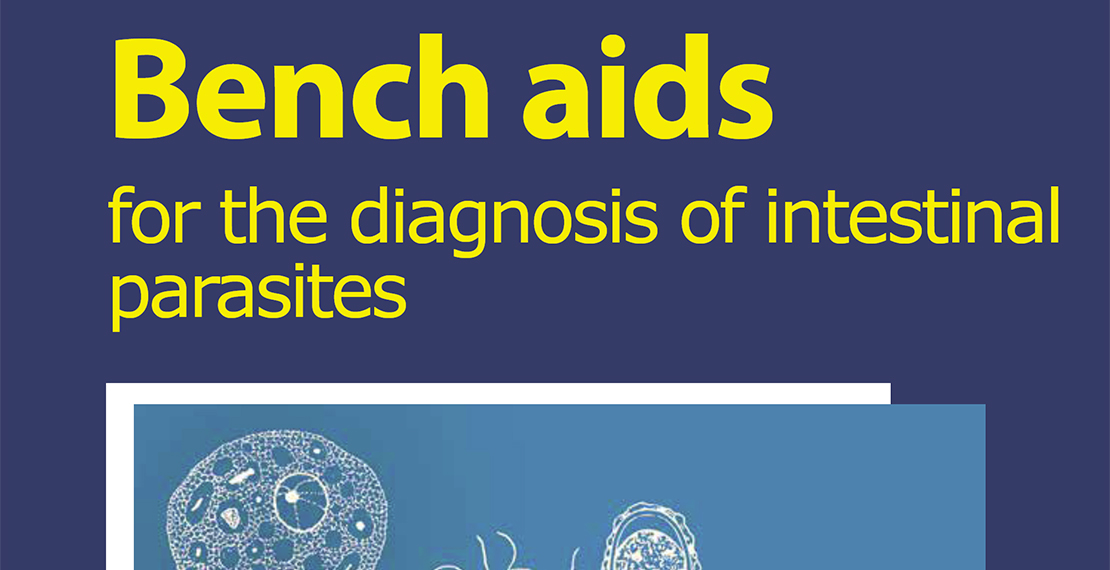 Bench aids for the diagnosis of intestinal parasites