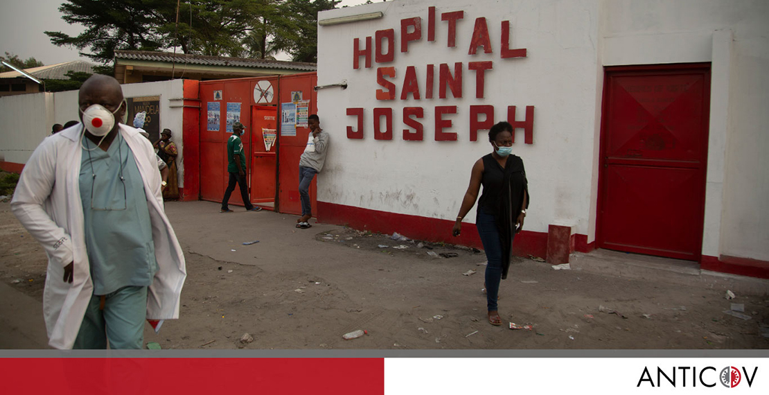 St Joseph Hospital in DRC